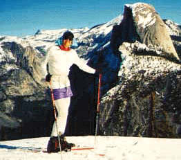 Bob near Glacier Point
